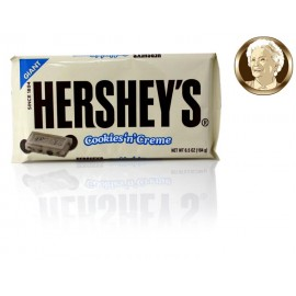 Hershey's Cookies'n'Creme Giant Bar