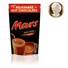 Mars Hot Chocolate - Mars do picia!