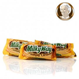 Milky Way Simply Caramel Fun Size