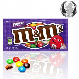 M&M 's Dark Chocolate - M&M's z Ciemną Czekoladą