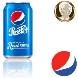 Pepsi Cola Real Sugar - HIT z USA