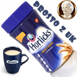 Horlicks Traditional - Napój słodowy z UK