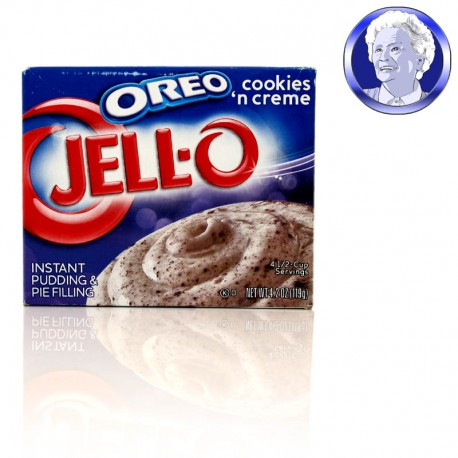 Jell-O Oreo Pudding