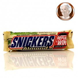 Snickers Almond