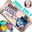 M&M's Pastelowe EGGS Almond - Giga Paka!