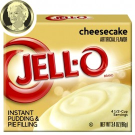 Jello Instant Pudding Cheesecake 3.4oz