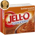 Jello Instant Pudding Butterscotch 3.5oz