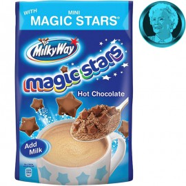 Milky Way Hot Chocolate - Magic Stars