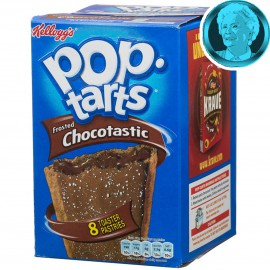 Kellogg's Pop Tarts Frosted Brown Sugar Cinnamon x 8 Ciastek