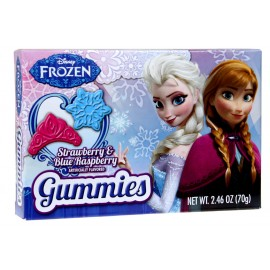 Disney's Frozen Gummy Hearts 2.46oz