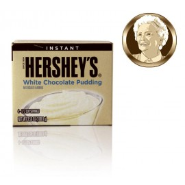 Hershey's White Chocolate Pudding