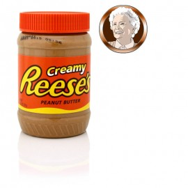 Reese's Creamy Peanut Butter 0,5 kg